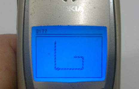 Nokia-Snake-on-a-Nokia-6510